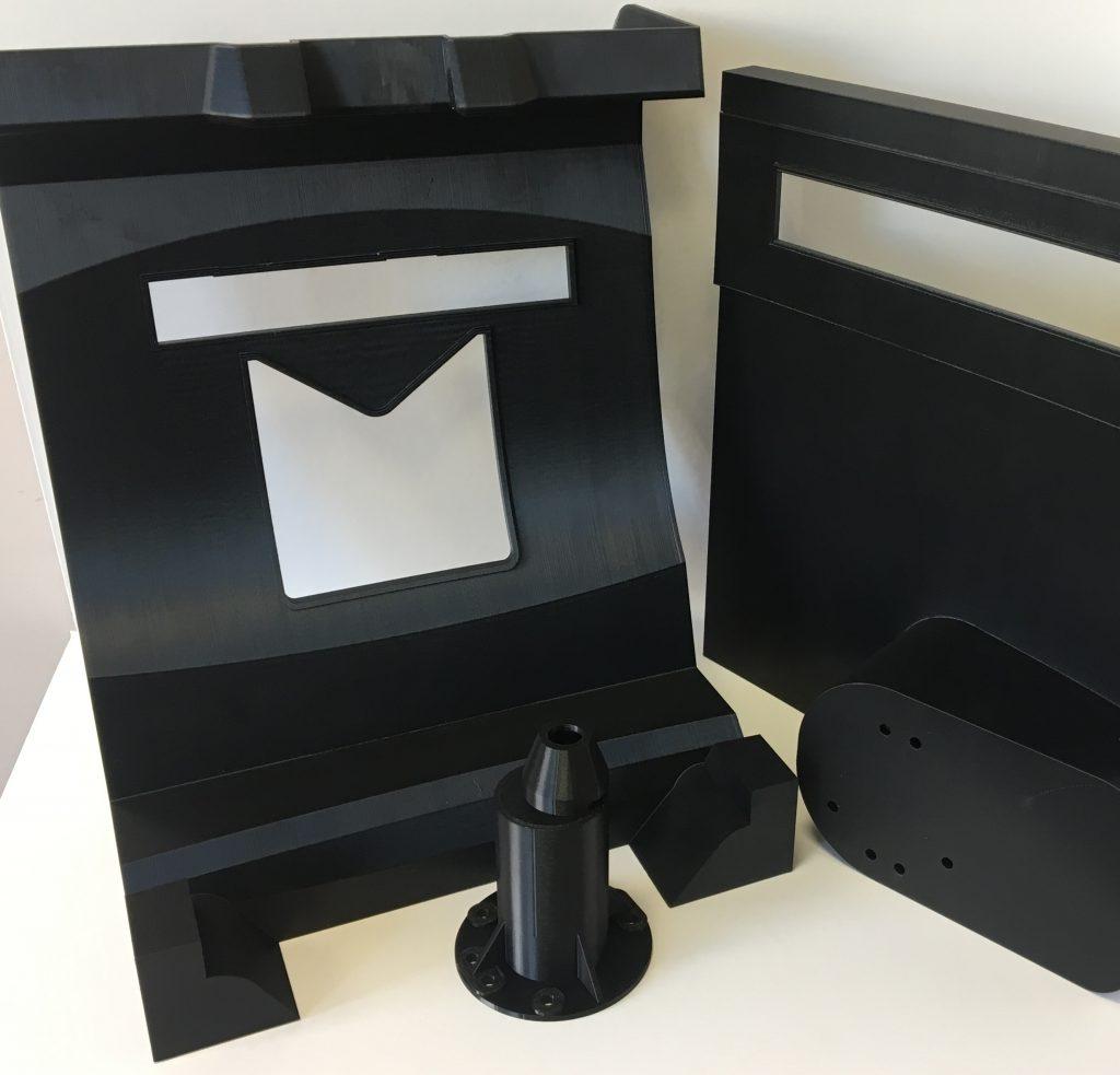 Impression 3D réalisations Soprofame